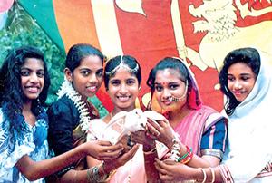main religion in sri lanka